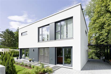 Bauhaus Fertighaus by Luxushaus Gr 252 Nwald Ein Fertighaus Gussek Haus
