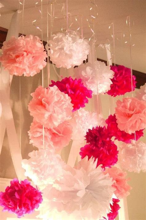 38 Adorable Girl Baby Shower Decor Ideas You?ll Like   DigsDigs