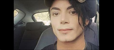is mj still with her boyfriend watch michael jackson s lookalike