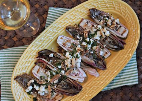Wich Of The Week Grilled Gruyere With Braised Leeks by Braised Endive With Ham And Gruyere Recipe Dishmaps