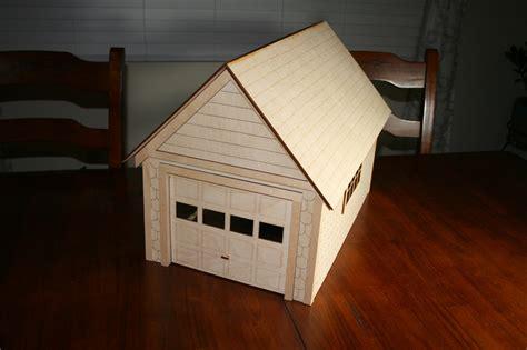 dollhouse garage standard 1 quot scale garage kit dollhouse