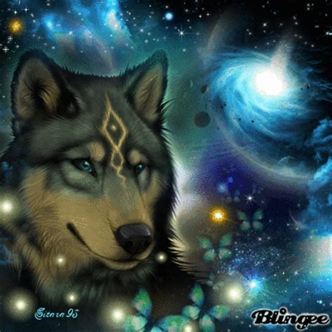 imagenes cool de lobos wolf of dying stars picture 123885952 blingee com