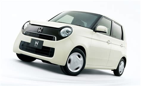 Mini Autos 50ccm by Honda N One Mini Car Revealed With Extra Cute Looks