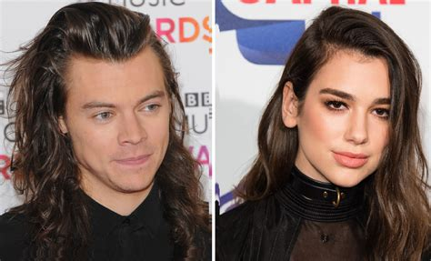 dua lipa dating who is dua lipa what you need to know about harry styles