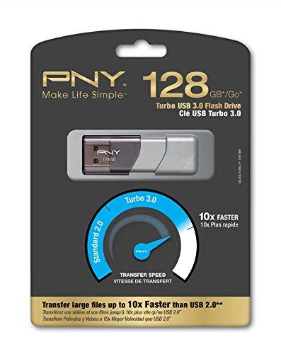 Pny Wave Turbo Usb 3 0 64gb pny turbo 128gb usb 3 0 flash drive p fd128tbop ge