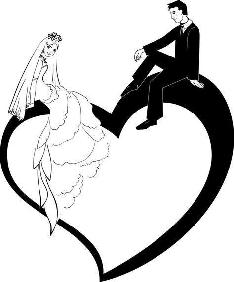 Wedding Clipart Bride And Groom – 101 Clip Art Free Clipart Bride Silhouette