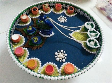 Aarti decoration   DIY & Crafts that I love   Pinterest