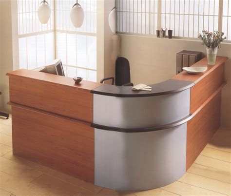 Yellow Reception Desk Ikea Reception Desk Ideas And Design Office Furniture Yellow Loversiq