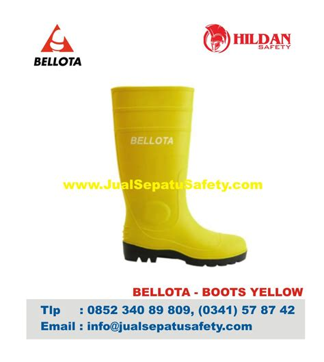 Sepatu Safety Bellota toko terbaik sepatu safety bellota malang jual safety