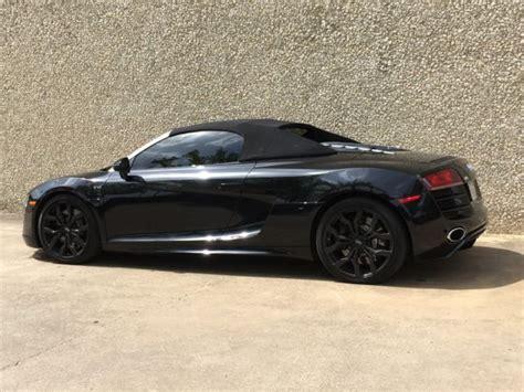 best car repair manuals 2011 audi r8 parking system 2011 audi r8 spyder convertible 2 door 5 2l v10 6 speed manual triple black