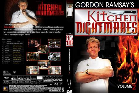Kitchen Nightmares Usa Dvd by Gordon Ramsay S Kitchen Nightmares Volume 2 Tv Dvd