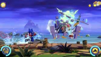 angry birds transformers official gameplay trailer