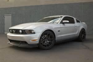 2014 Black Mustang V6 2010 2012 Mustang Gt Cervini S Gt Cs Chin Spoiler Amp Splitter Combo Black 4418