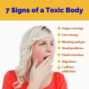 Dim Detox Symptoms by Toxic How Toxins Make You And What You Can Do
