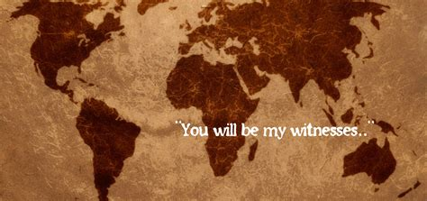 You Are My World 1 8 End 1 missions our mission