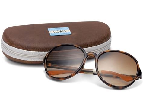 toms unveils new quot one for one quot eyewear collection ecouterre