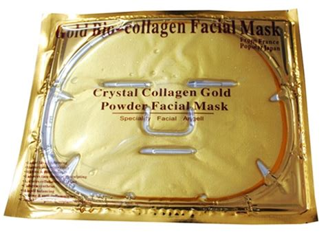 Masker Topeng Gold Bio Collagen Mask gold bio collagen mask
