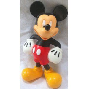 mickey mouse doll house amazon com disney mickey mouse club house mickey mouse petite doll cake topper figure