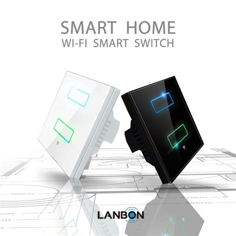 alexa enabled light switch lanbon not sonoff wifi switch wifi light switch smart