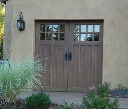 carriage door garage door styles garage doors