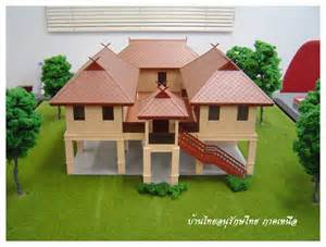 thai house designs pictures thai style house concrete construction ideas