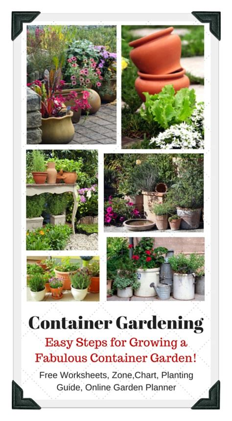 vegetable container gardening guide square foot garden designs tips and plans