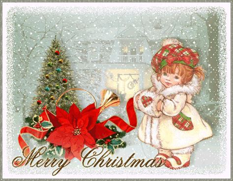 snowy merry christmas animated picture gallery yopriceville high quality images