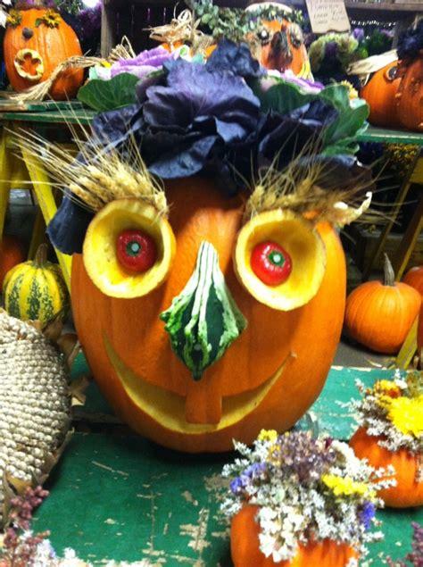 Creative Pumpkin Decorating Ideas, Funny Unique Halloween