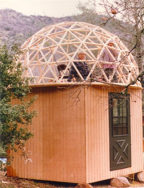 raucherdienst schemel small dome home kits dome home photos completed dome