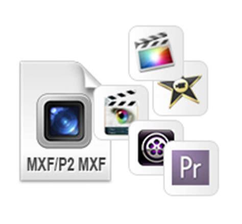 mxf video format convert mxf files to sony vegas adobe premiere and avid