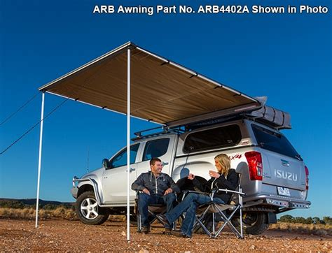 off road awning arb awning 1250 8 74 quot 2000mm wide x 98 43 quot 2500mm