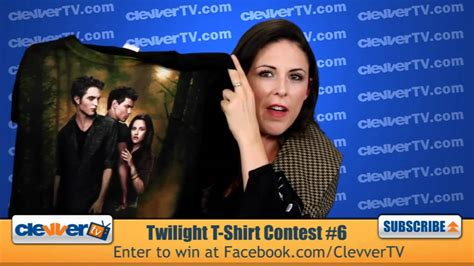 T Shirt Giveaway On Facebook - twilight t shirt contest on facebook 6 youtube