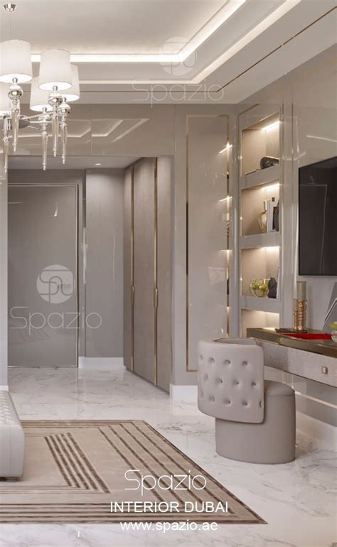bedroom interior design  dubai tsmym ghrf nom  master bedroom interior luxury homes