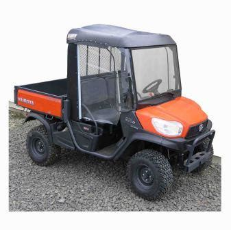 parts and accessories for kubota rtv utility vehicles