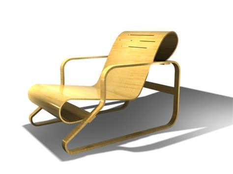 iconic chairs of 20th century design furniture of the 20th century 1930 s 3d studio max aevi