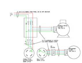 l14 30 wiring diagram nema l14 30 mifinder co