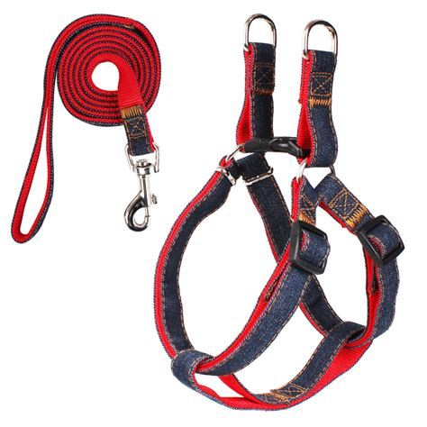 no pull leash kootek leash harness no pull adjustable leash collar for small and ebay