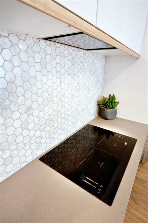 36 eye catchy hexagon tile ideas for kitchens digsdigs 36 eye catchy hexagon tile ideas for kitchens digsdigs