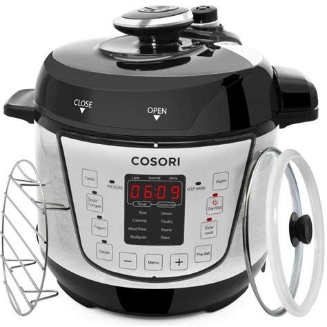 cooking pressure the ultimate electric the cosori electric pressure cooker vs fagor premium the