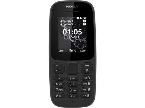 Nokia 105 Dual 2017 nokia 105 2017 dual sim nokia mobile phones handy