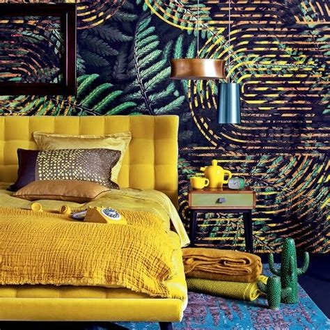 Ambiance Jungle Tropicale by Jungle Ambiance Tropicale Mes Petites Puces
