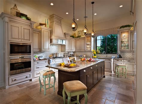 Open Kitchen Floor Plans Kitchen Layouts To Open Floor Plan Decosee