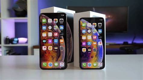 iphone xs vs iphone xs max which should you buy