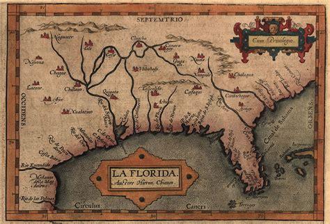 map louisiana and florida file chiaves la florida 1584 jpg wikimedia commons