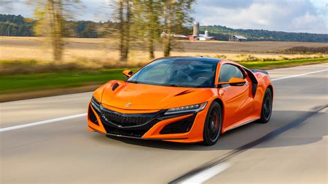 2019 acura nsx 4k wallpaper hd car wallpapers id 11520
