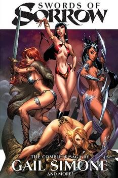 Swords Of Sorrow The Complete Saga swords of sorrow the complete saga is a pulpy extravaganza you don t want to miss