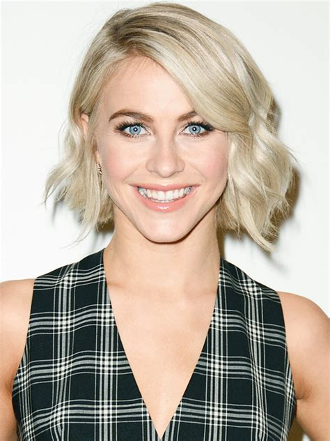 what blonde colour is julianne hough short hair 2014 best blonde hair colors for your complexion best hair