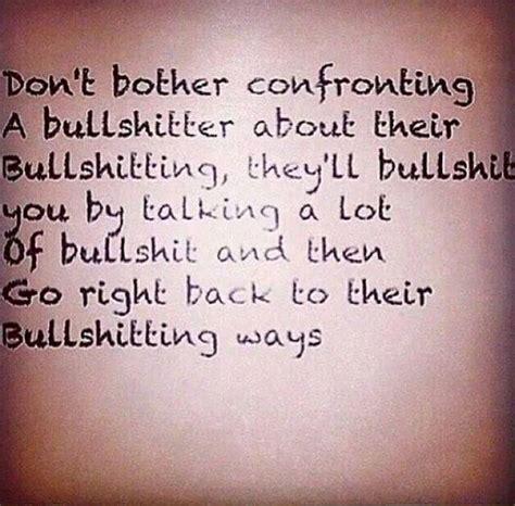 your full of bullshit quotes
