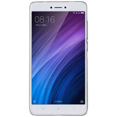 Nillkin Nature Tpu Soft Xiaomi Redmi Note 4x jual nillkin nature tpu soft xiaomi redmi note 4x