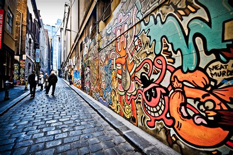 Cityscape Wall Mural 10 of the best cities to see street art hi hostel blog